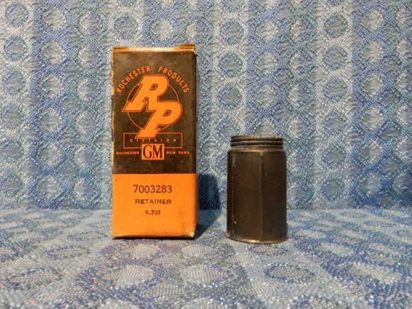 1955 1956 Chevrolet Pass NOS GM Cigar Lighter Retainer #7003283 SEE DETAILED AD