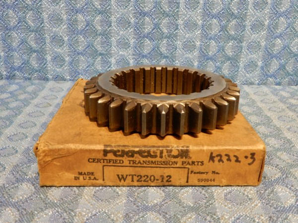 1937 1938 1939 Chevrolet Pass NORS Low and Reverse Sliding Gear 31 Teeth