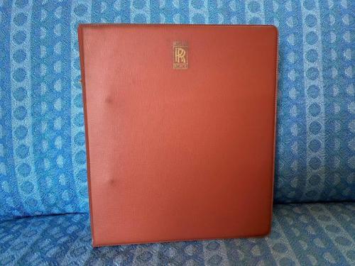 1940-1960 Rolls-Royce OEM Service Instructions 1970 Printing