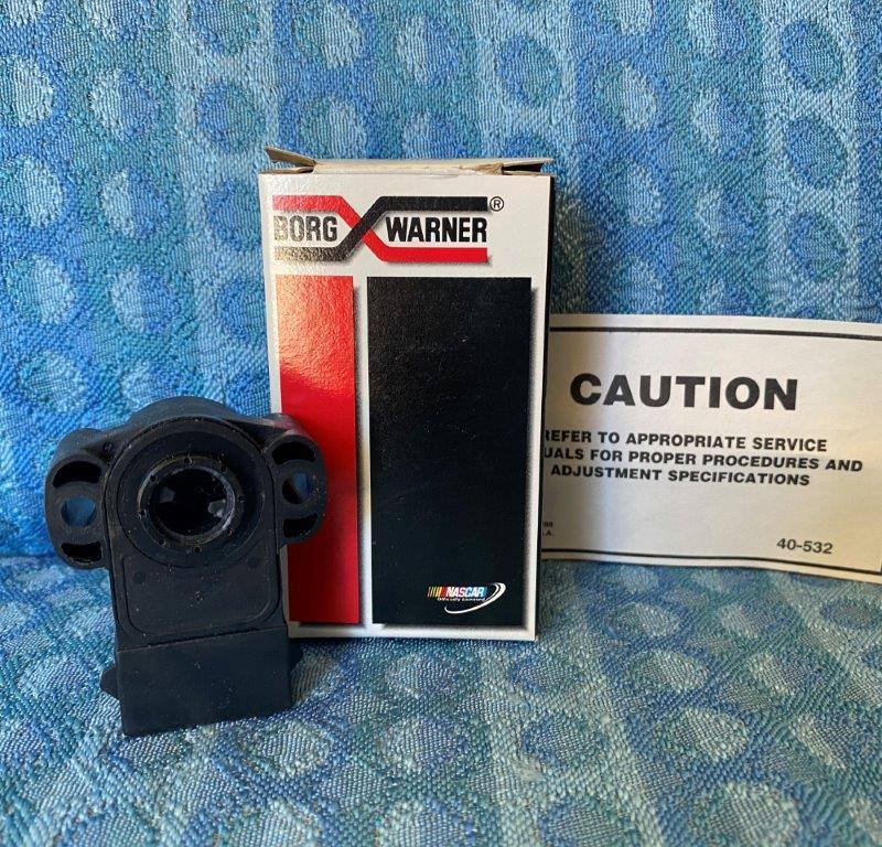 1988-1994 Ford Mercury NEW Throttle Position Sensor Borg-Warner EC1095