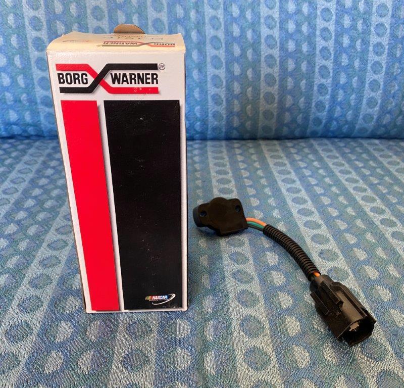 Borg Warner EC1016 Throttle Position Sensor 1989-1993 Ford Mustang