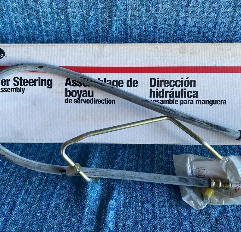 1990-1997 Ford Aerostar NEW Gates Power Steering Hose # 366290