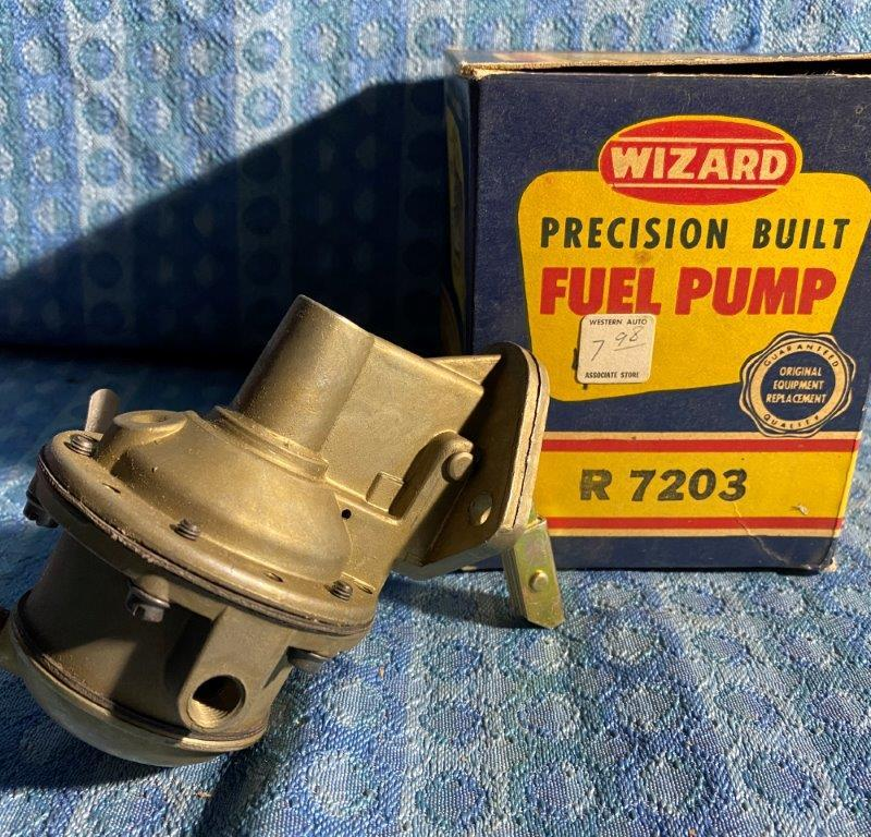 1962 Ford Fairlane 170 6 cyl & Mercury Meteor 6 cyl NORS Fuel Pump #6492