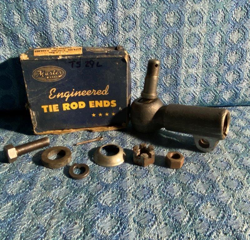 1930-38 Chevrolet Pass 33-36 Pontiac NORS LH Tie Rod End 31 32 34 35 36 37 TS29L