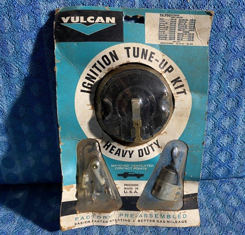 1956-1970 GM V8 NORS Tune-Up Kit Cadillac Buick Chevy Olds Pontiac GMC SEE AD