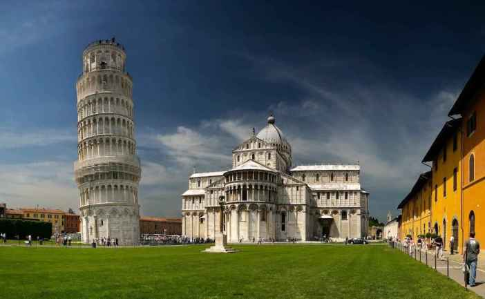 Leaning Tower of Pisa-724264