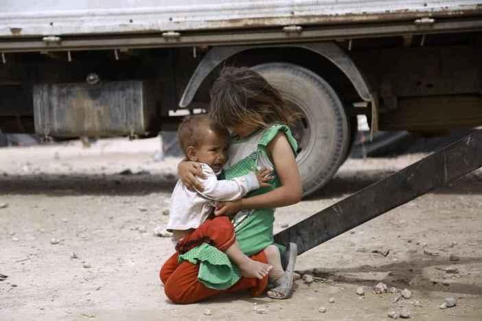 children-syria