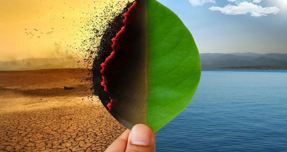 κλιματική αλλαγέ