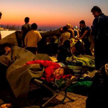 Πρόσφυγες στην ύπαιθρο