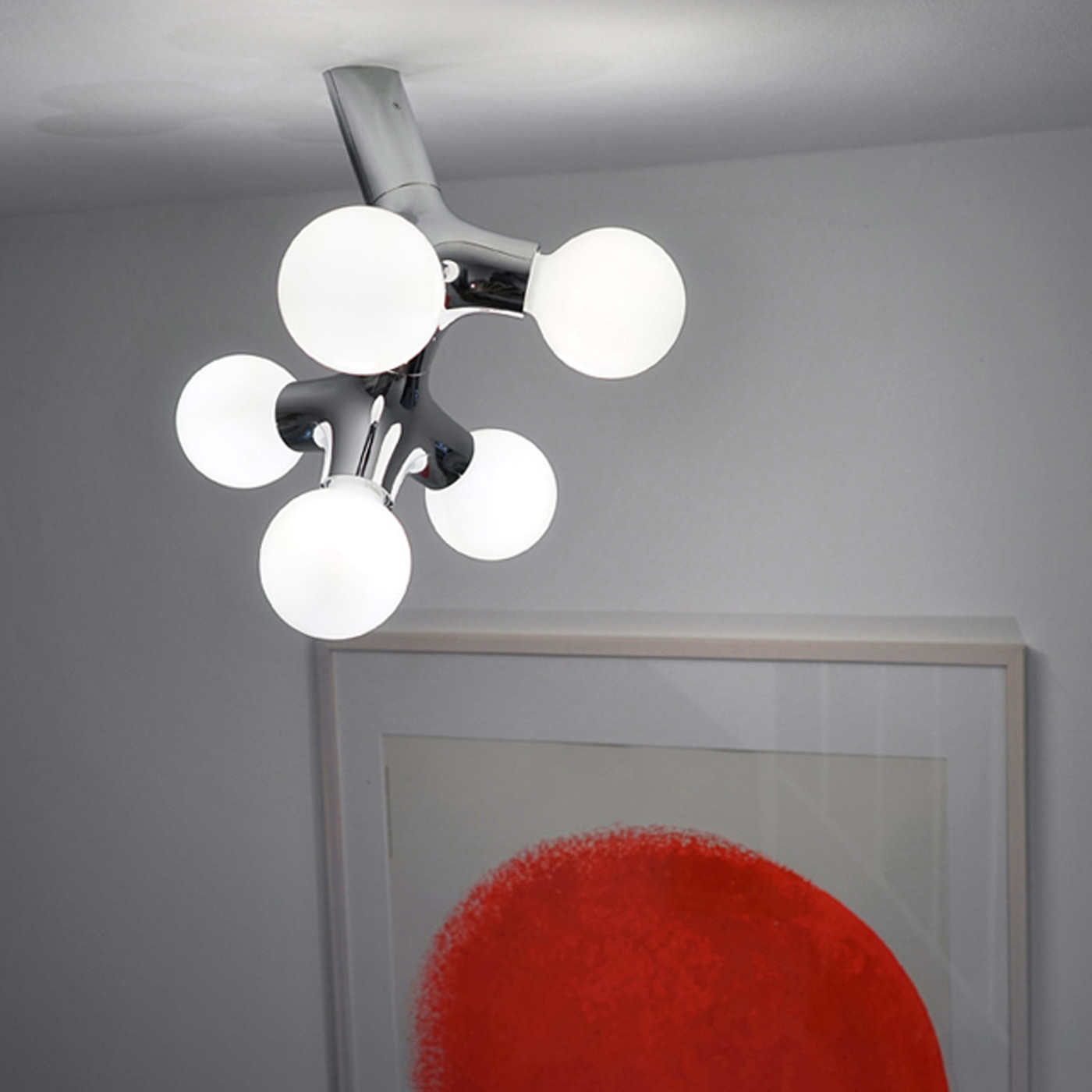 Next Dna Double Wall Ceiling Light At Nostraforma