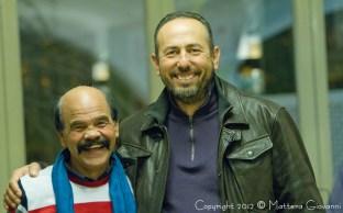 L'orgoglio dell'Associazione: Peppino Bramante e Giovanni Pesce