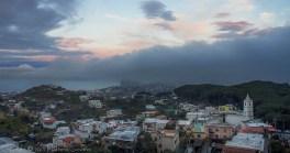 Barano Ischia Fiaiano al tramonto