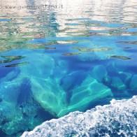 Ischia un mare Surreale