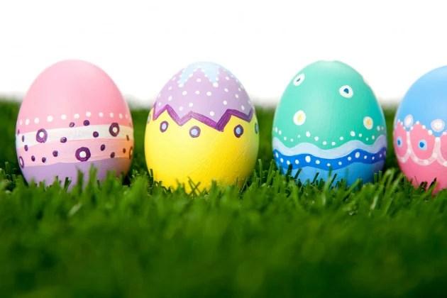 30 Uova Di Pasqua Decorate Con Fantasia Foto Nostrofiglioit