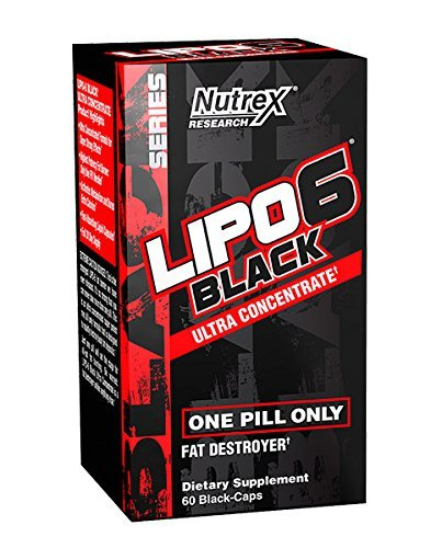 Lipo 6 Black Concentrate 60 cap