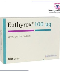 Euthyrox Tablet 100 mg