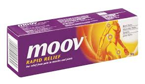 MOOV CREAM Rapid Relief 50 G
