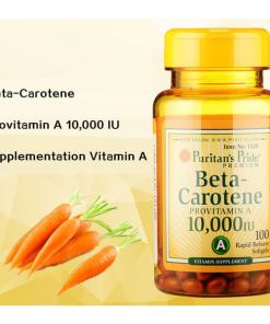 Beta-Carotene Provitamin A بيتاكاروتين