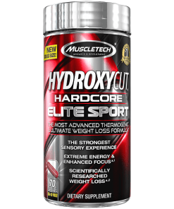 Muscletech HydroxyCut Hardcore Elite Sport