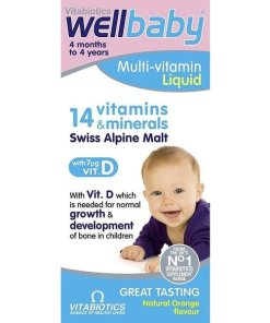 Wellbaby Liquid ويل بيبي