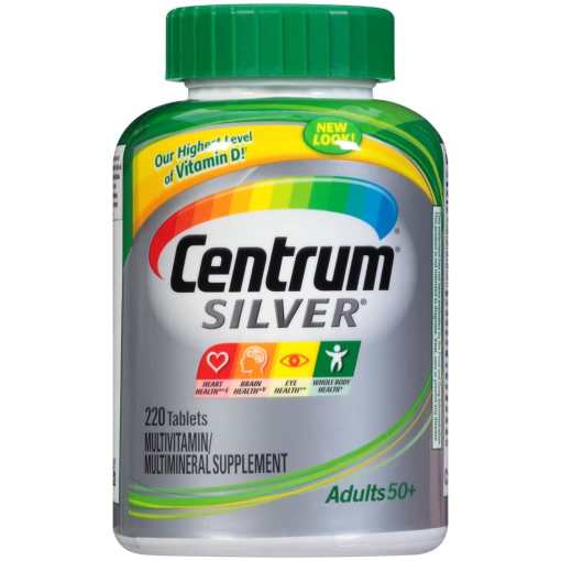 Centrum Silver Adults +50-220 tab