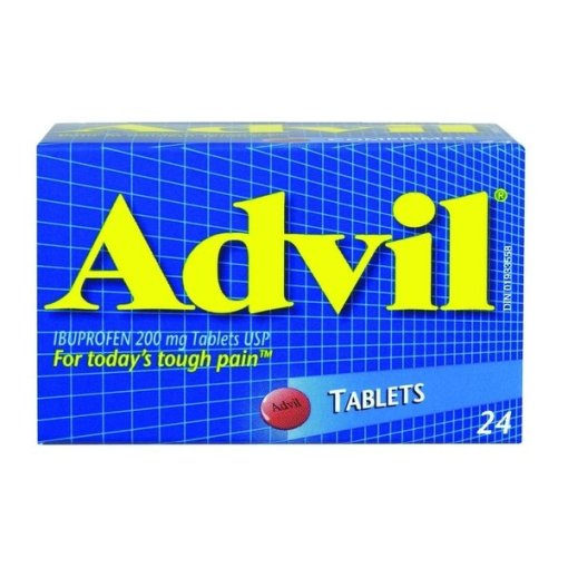 Advil ibuprofen tablets أدفيل