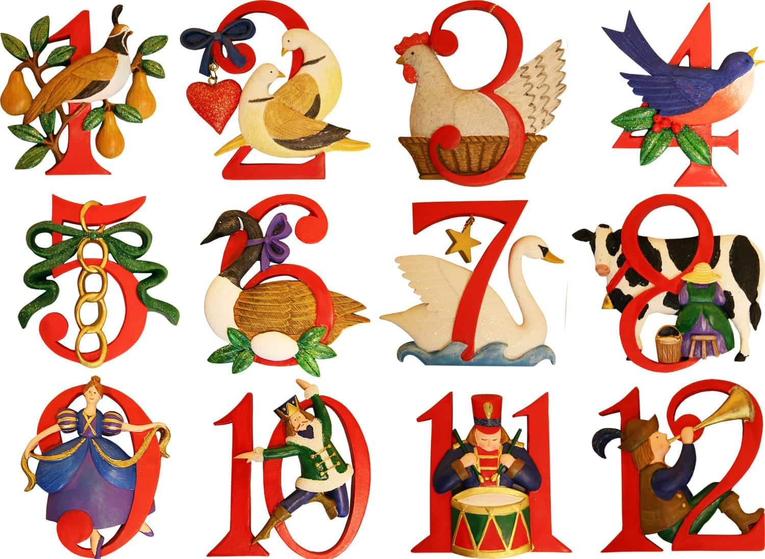 Image result for twelfth night of christmas