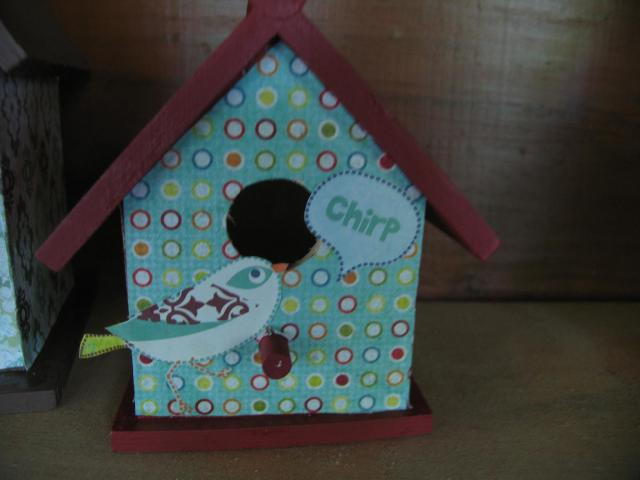 Bird House Painting Ideas