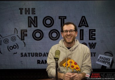 Episode 14 of The NotAFoodie Show- The Return of Zagat, The NYC Hot Sauce Expo, Scott's Pizza Tours