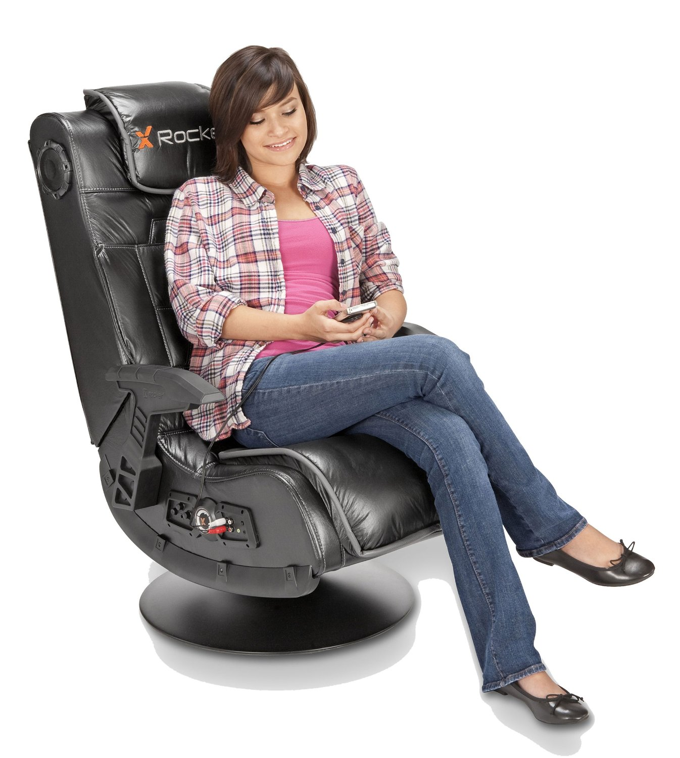Attrayant Wireless Video Gaming Chair