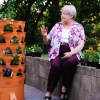 Simple patio gardening with a Garden Tower