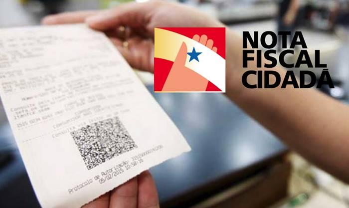 nota fiscal cidadã pará