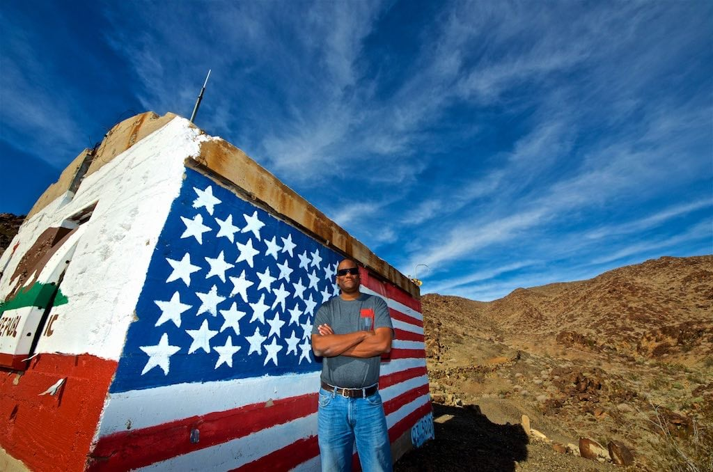"""Ken """"The Desert Outlaw"""" Cooke"""