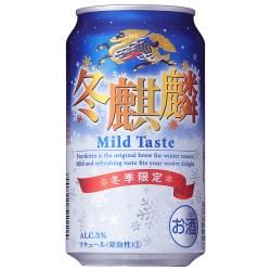 キリンから、冬季限定新ジャンル商品「冬麒麟」が発売