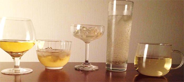 桂花陳酒5種