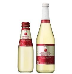 """""""つがるリンゴ""""100%!で醸造した冬季限定シードル『ニッカ シードルヌーヴォスパークリング2014』発売!"""