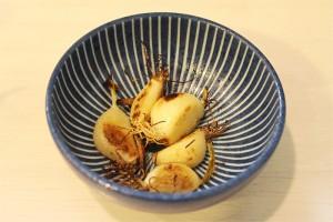 【簡単おつまみレシピ】スプラウト野菜「ひげにんにく焼き」