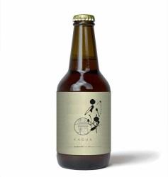 日本クラフトビールの「Uijin×KAGUA」はベルギー由来のコラボレーションビール