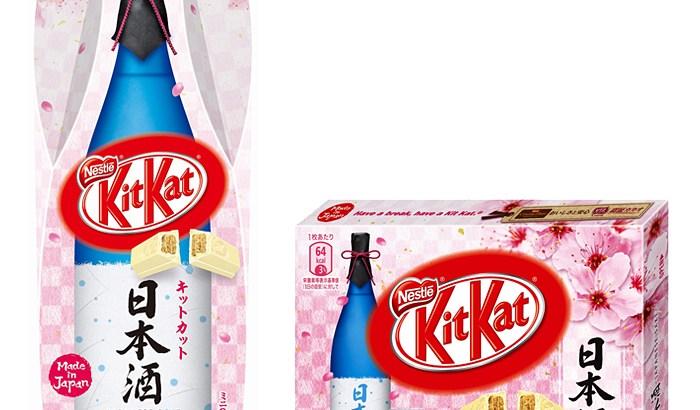 キットカット-日本酒