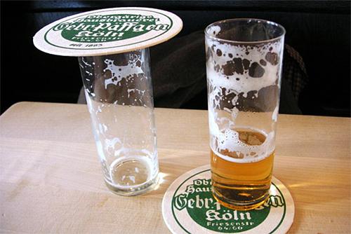 ケルシュ:低温長期熟成のさっぱりしたエールビール