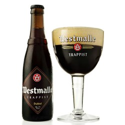 デュッベル:修道院で作られる濃厚高アルコールビール