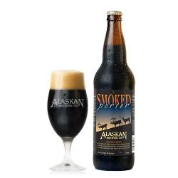ラオホ:燻製麦芽で作るスモークビール