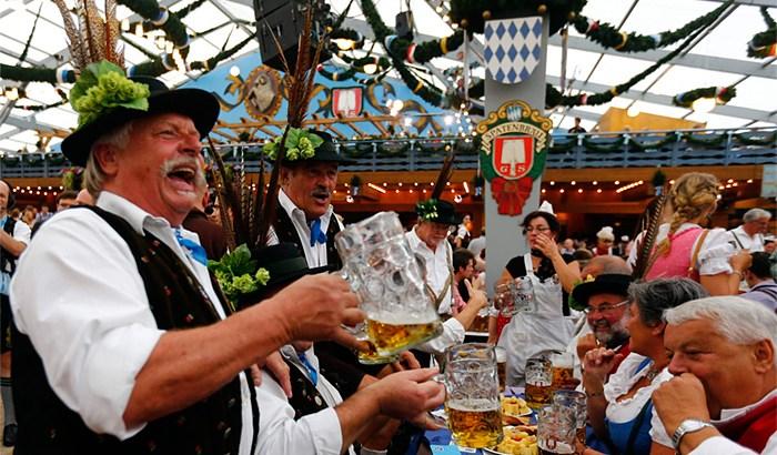 メルツェン/オクトーバーフェスト:お祭り用の特別なラガービール