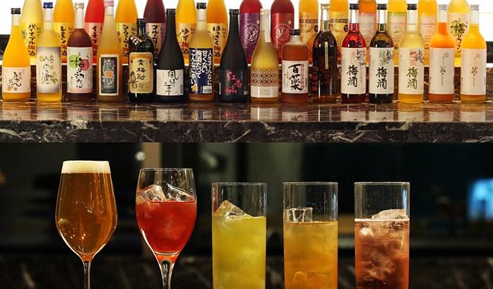 ホテル龍名館東京「梅酒 BAR」を開催。多彩な梅酒が集結!