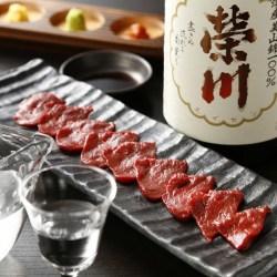 秋へ向かうこの季節にぴったり!日本酒と会津馬刺しの「榮川の会2018秋」開催