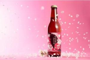 桜餅のような風味のビール「サンクトガーレン さくら」<春限定>発売!