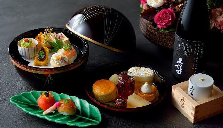 朝日酒造×ホテル椿山荘東京が「KUBOTAアフタヌーンティー」を提供!