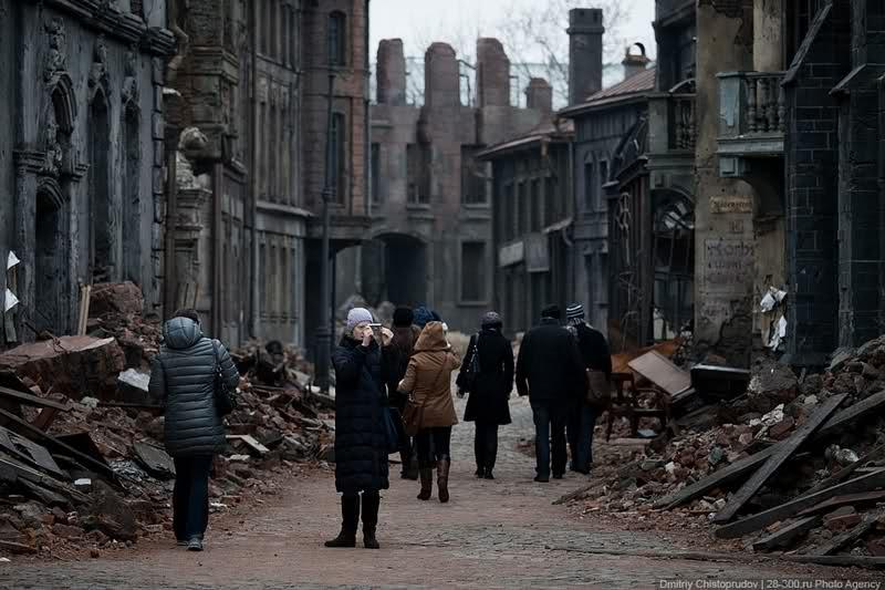 Los Estudios de Cine Mosfilm (Rusia)