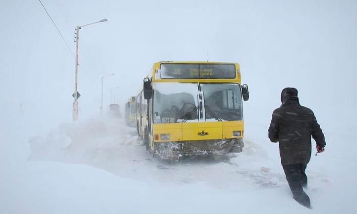 Ciudades fantasma en Siberia