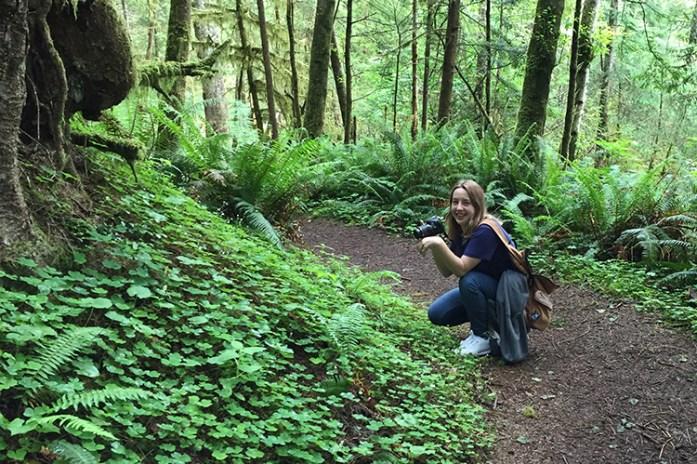 Fotografiando Ecola State Park